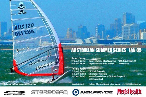 2005 Racing Series Poster